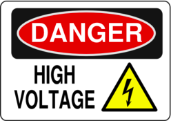 Danger High Voltage alt 1 md