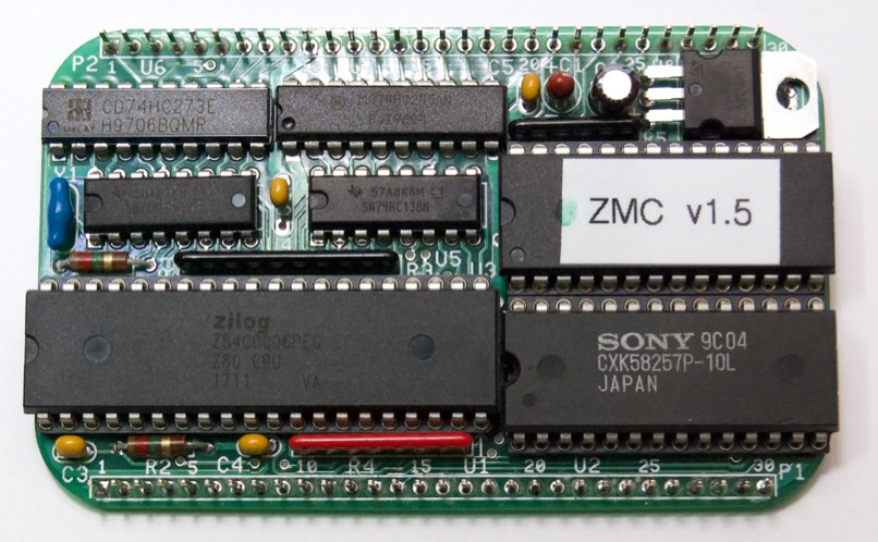 Z80 and CP/M in a red box : JeeLabs