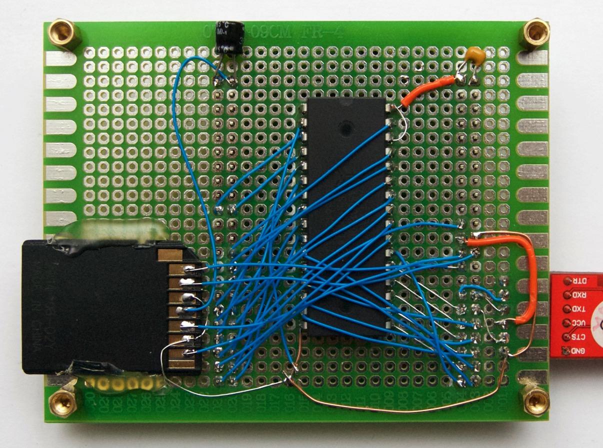 Building a MultiComp-based Z80 • JeeLabs