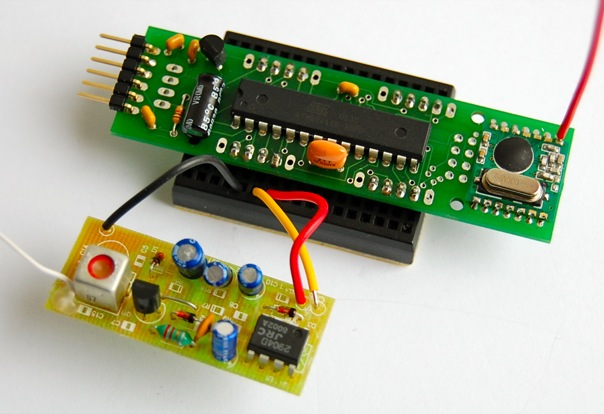 Decoding 433 MHz KAKU signals