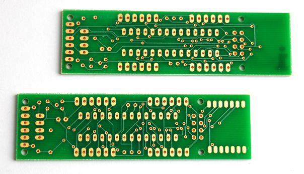 A few more PCB's