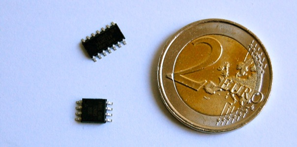 SOIC chips